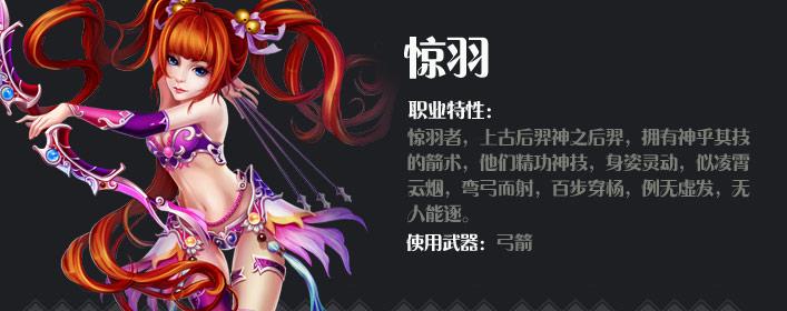 大唐盛世惊羽职业介绍